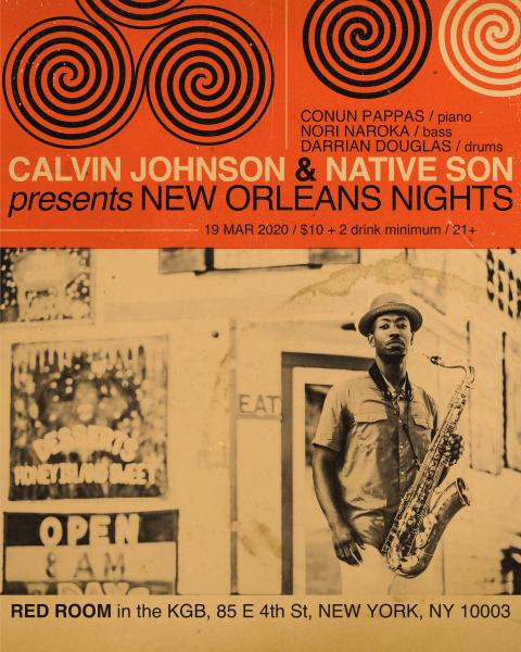 Calvin Johnson and Native Son