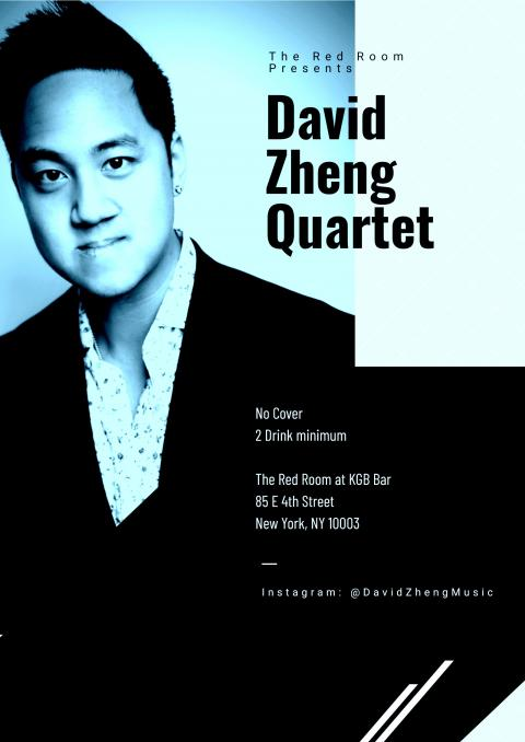David Zheng Jazz Quartet