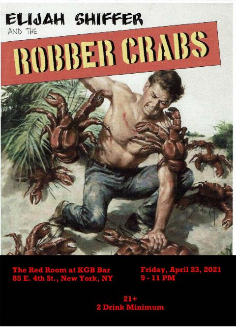 Elijah Shiffer and the Robber Crabs