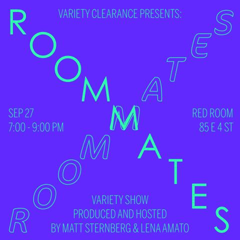 Roomates Variety Show