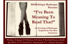 Bibliotheque Burlesque
